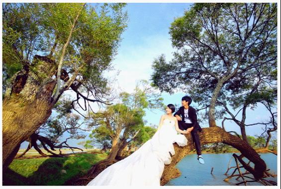 南京到丽江拍婚纱旅游线路