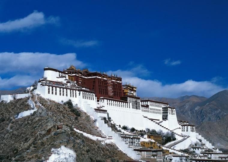 西藏旅游景点