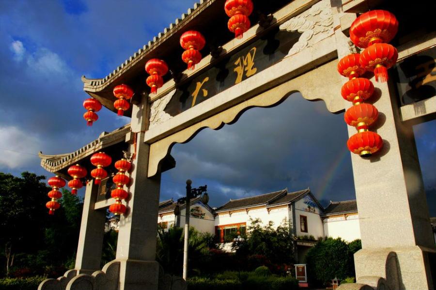 云南旅游旅游景点