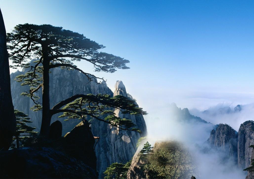 黄山旅游景点