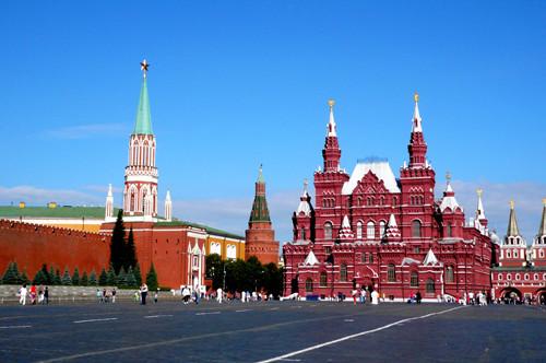 俄罗斯旅游景点