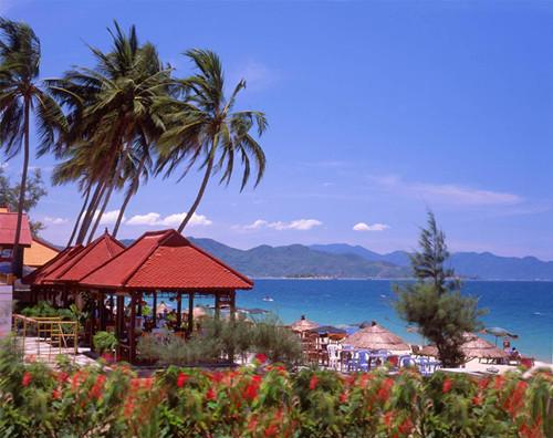 越南芽庄旅游景点